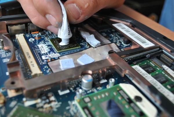 Как правильно заменить термопасту на процессоре